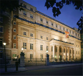 Royal College of Surgeons of England (Image courtesy of the RCS photographic Unit).